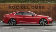 Essai Audi RS5 : Catapulte de velours