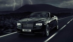 Rolls-Royce Dawn Black Badge : noir intense et plus de puissance
