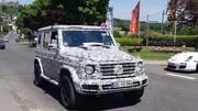 Mercedes-Benz : la Classe G bientôt métamorphosée