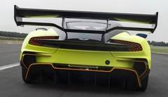 Aston Martin Vulcan AMR Pro : encore plus performante