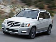 Mercedes GLK Vision Concept : Petit dur