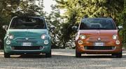 Fiat 500 Anniversario : une série spéciale pour le 60ème anniversaire