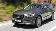 Essai Volvo XC60 : le choix de la sécurité