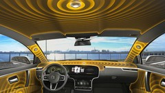 Continental dévoile un système audio sans haut-parleurs