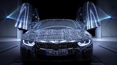 La BMW i8 Roadster apportera un léger restylage