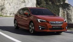 Nouvelle Subaru Impreza : débuts européens au salon de Francfort 2017