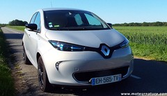 Essai Renault Zoé Z.E.40 : Plus rationnelle que passionnelle