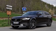 Essai Volvo V90 Cross-Country D5 AWD Luxe : luxe, calme et volupté