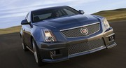 Cadillac CTS-V : Dr Luxe et Mr Sport
