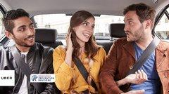 Uber et la Prévention Routière encouragent le port de la ceinture