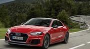 Essai Audi RS5 2017 : L'art du compromis
