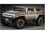 Hummer HX Concept : l'aventurier