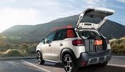 Les prix du Citroën C3 Aircross : à partir de 15950 euros