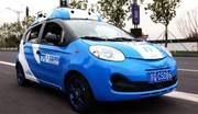 Le chinois Baidu outsider de Waymo en conduite autonome