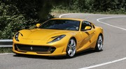 Essai Ferrari 812 Superfast : monstre docile