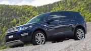 Essai Land Rover Discovery Sport: baroudeur familial