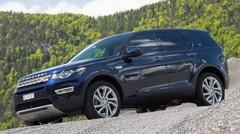 Essai Land Rover Discovery Sport: baroudeur familial