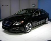 Volkswagen Passat Coupé Confort : Compromis, chose due
