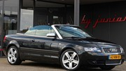 Marche arrière : L'Audi S4 B6 Cabriolet