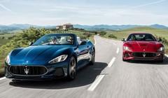 Maserati GranTurismo et GranCabrio : charisme rehaussé !