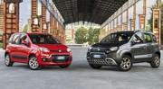Fiat Panda : gamme revue