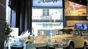 Une exposition spéciale pour les 60 ans de la Fiat 500 au Motorvillage de Paris