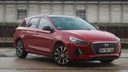 Essai Hyundai i30 SW (2017) : break de charge