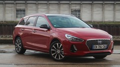Essai Hyundai i30 SW (2017) : break de charge