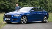 Essai nouvelle motorisation : Jaguar XE 25t Ingenium AWD 2017