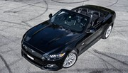 Essai Ford Mustang 5.0L GT V8 Convertible