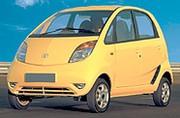 Tata Nano, 1733 € pour une vraie voiture