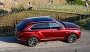 Essai Bentley Bentayga Diesel : un paquebot au fioul