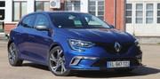 Essai Renault Mégane GT dCi 165 (2017) : fort contrôle