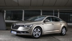 Renault Talisman Limited : première série spéciale pour la Talisman