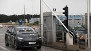 Voiture autonome : une Citroën a franchi seule un péage, une première