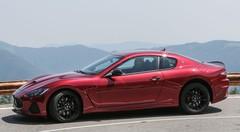 Essai Maserati GranTurismo MC 2017 : Les charmes de l'ancien