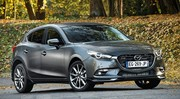 Essai Mazda 3 Skyactiv-G 165 Impulsion (2017 - ) : L'insoumise