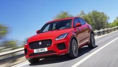 Jaguar E-Pace : compacte et sportive