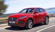Jaguar E-Pace : Jaguar s'offre son premier SUV compact