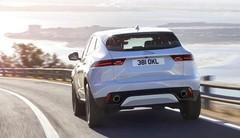 Jaguar E-Pace 2018 : De 150 à 300 ch et à partir de 35 700 €