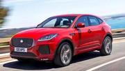 Jaguar E-Pace : il descend dans l'arène des SUV compacts