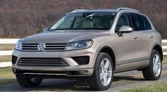 Volkswagen Touareg : fin de carrière aux USA