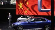 Mercedes écrase le premium en 2017