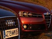 Essai Alfa Romeo 159 JTD 210 ch vs Audi A4 Tdi 190 ch : Un duel en première classe