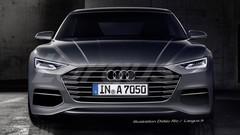 Audi A7 Sportback 2017 : première apparition officielle mi-septembre