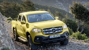 """Mercedes Classe X : le premier pick-up """"premium"""""""
