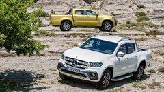 Mercedes Classe X : le pickup lifestyle