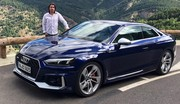 Essai Audi RS 5 : V8... V6 sous contrôle