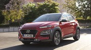 Hyundai Kona : L'édition #1 annonce son prix