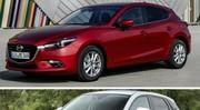 Mazda 3 et CX-3 Signature 2017 : nouvelle série spéciale chez Mazda